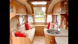 2013 Unicorn Cadiz Series 2 by Bailey Caravans - Tour by Venture Caravans