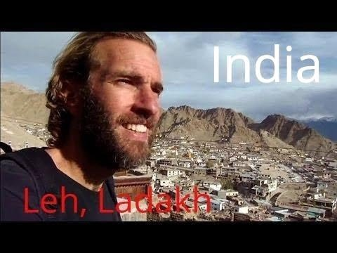 India Travel: Spectacular views of Leh, Ladakh in the Himalayas