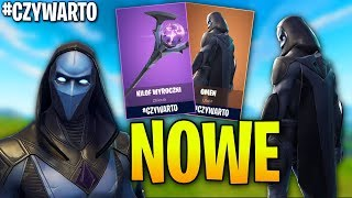 OMEN-NEW LEGENDARY SKIN GAMEPLAY #czywarto | Fortnite Battle Royale