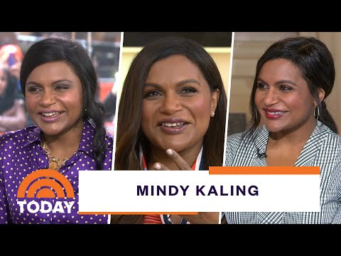 Mindy Kaling Talks 'The Mindy Project,' Co-workers, And More Top Today Moments