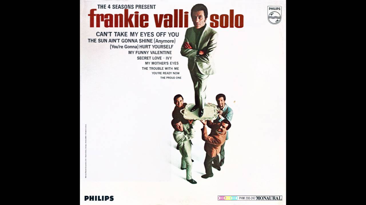 Frankie Valli U2013 U201cMy Funny Valentineu201d (Philips) 1967