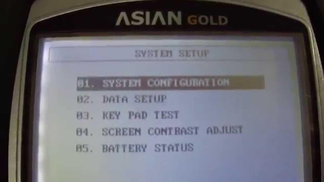 NEW Magneti Marelli - Asian Gold (Carman Scan Lite) Professional Diagnostic  Scanner by Diagtools LTD