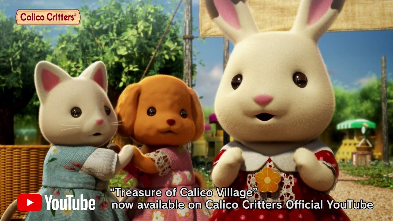 Calico Critters®: The Treasure of Calico Village TRAILER