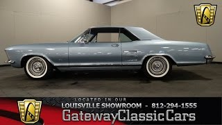 1963 Buick Riveria - Louisville Showroom - Stk #1030