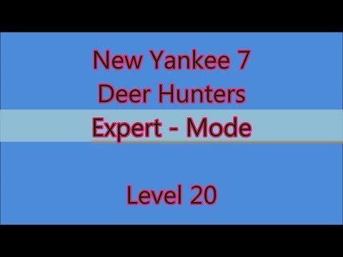 New Yankee 7 - Deer Hunters Level 20  