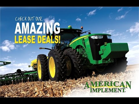 Amazing Equipment Lease Deals!