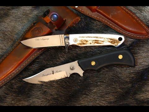 "Professional Meat Cutter's Favorite ""Knives of Alaska"""