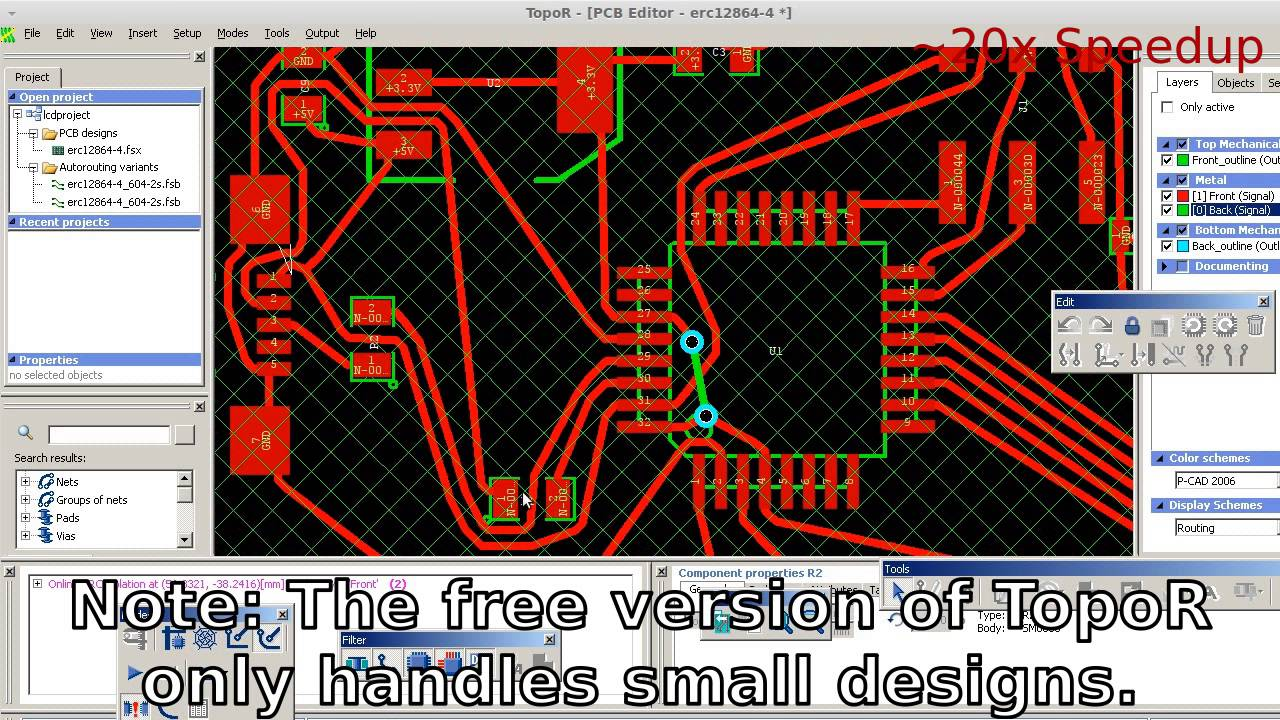 How I Do My Projects Part 1 Designing The Pcb Youtube Printed Circuit Board Fabrication Single Layer To High 26 Layers