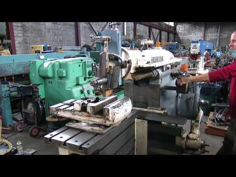 "Cincinnati 36"" Metal Shaper @ Mullin Machinery"