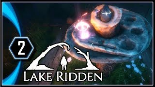 Lake Ridden Gameplay - The Glow Stones [Part 2]
