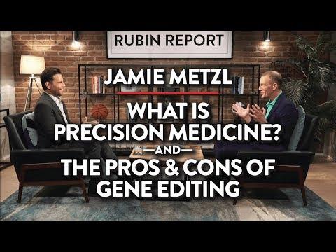 This Is How We Will Live Longer & Healthier   Jamie Metzl   TECH   Rubin Report