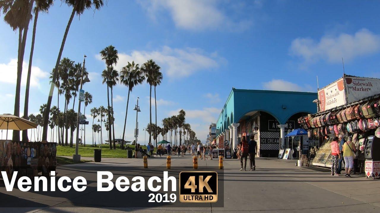 Venice Beach Walking Tour Loss Angeles