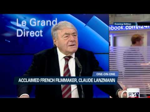 Exclusive interview with acclaimed French filmmaker, Claude Lanzmann