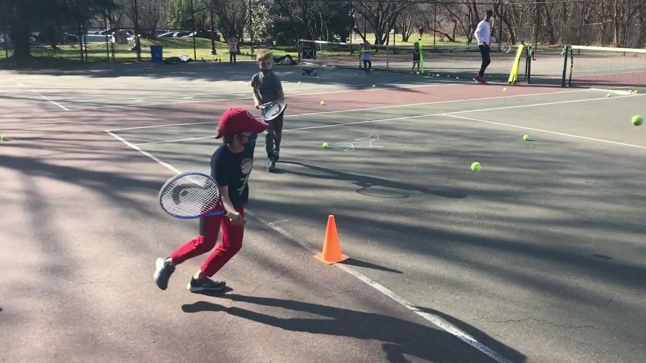 Next Level Tennis And Education Elementary Schools Program @ SWWFS 2021