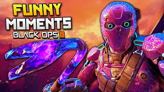 Black Ops 3 Funny Moments - Voice Changer, Bad Puns, Rage! (BO3)