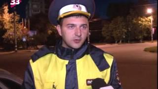 Ночной Ковров. Проверка ГИБДД