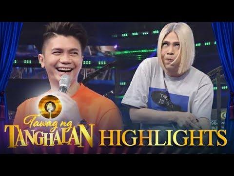 Tawag ng Tanghalan: Vice Ganda teases Vhong Navarro