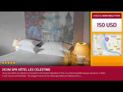 Vichy Spa Hôtel Les Celestins (Vichy, France)