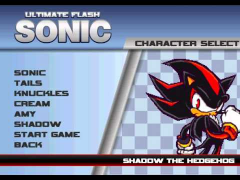 How do you make a sonic flash game? - Answers