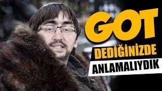Game of Thrones Final Bölümü 8x6 Yorumu | Ağız Bozma İçerir
