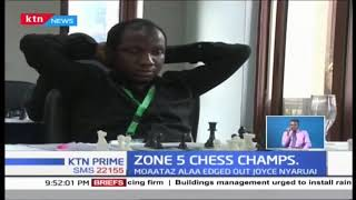 Zone 5 Chess Championships roll out in Mombasa