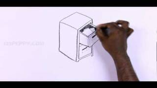 How to Draw a Drawer