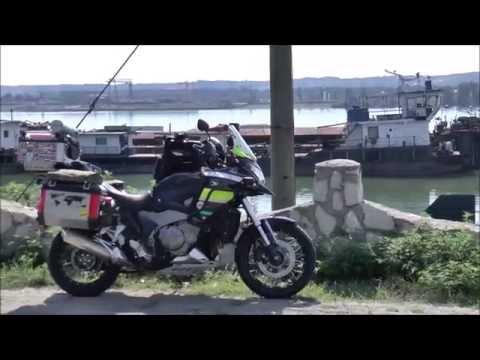 Rtw , in Romania 5  , Motorcycle adventure travel !