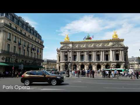 Things To Do In Paris - Attractions 4K