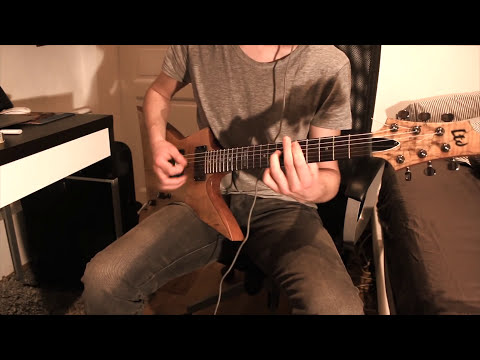 The Sword - Freya (guitar cover) w/ Axe-FX II [HD]