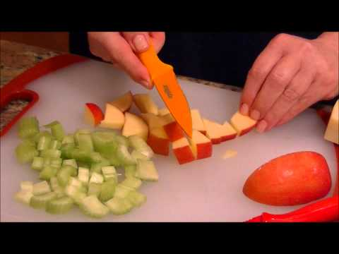 Product Review: Zyliss Paring Knives