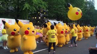 Police pikachu song for kids, Pokemon Dance and nursery rhymes songs for Babies Non Stop !