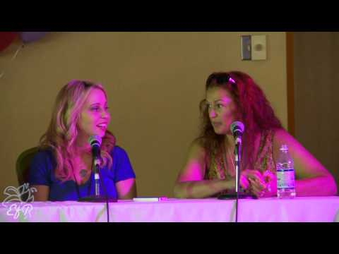 Everfree Network 2012 Voice Actor Panel My Little Pony