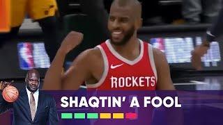 Shaqtin' A Fool: Shaq Makes An Appearance | May 16, 2018
