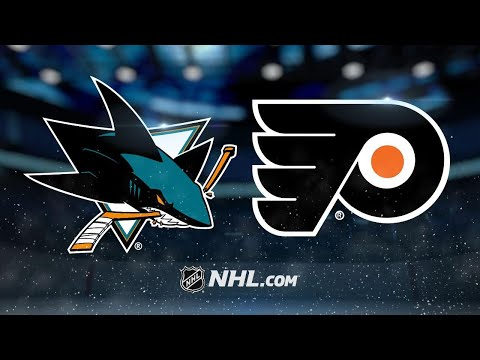 Couture, Sharks top Flyers for 3-1 road win