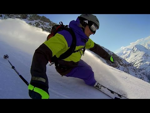 GoPro: Skiing the Austrian Alps
