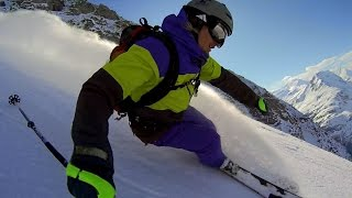 Ski Austria - GoPro: Skiing the Austrian Alps