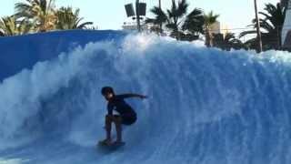 ☼ Flowboarding @ Wave House Magaluf Mallorca