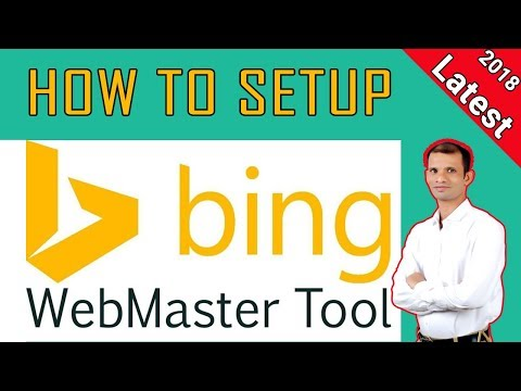 How To Setup Bing Webmaster Tools - Setup Site Verification And Sitemap Submission