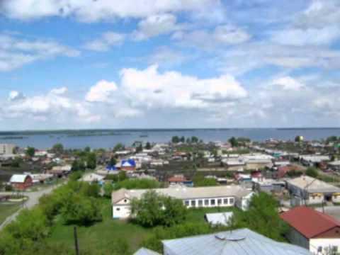 Kasli   A City Of Five Lakes