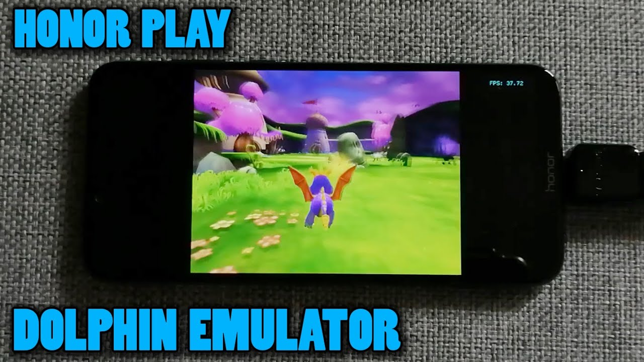 Honor Play - Spyro: A Hero's Tail - Dolphin Emulator 5 0-10695 - Test