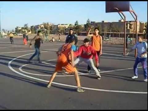 Marrakech Basketball  2015