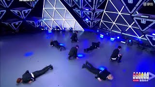 Yuehua Trainees Performance at Idol Producer Ep.2