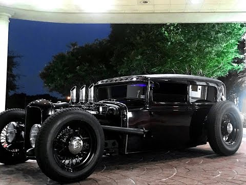 1931 Ford Model A STREET ROD RAT ROD ORIGINAL STEEL BODY FOR SALE