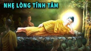 Mỗi Đêm Nghe Lời Phật Dạy Này Ngủ Ngon Giấc May Mắn Tài Lộc Tìm Đến Mọi Việc Thuận Lợi Suôn Sẻ