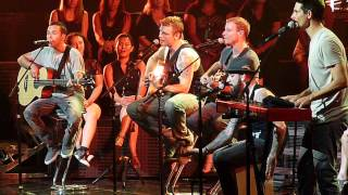 Backstreet Boys - 10,000 Promises - September 4, 2013
