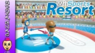 Repeat youtube video Let's Play Wii Sports Resort - Ep.4 | Swordplay [Feat. Alisha32]