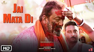 Bhoomi: Jai Mata Di ( Video)   Sanjay Dutt, Aditi Rao Hydari   Ajay Gogavle  Sachin - Jigar