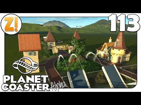 Planet Coaster [Alpha]: Das