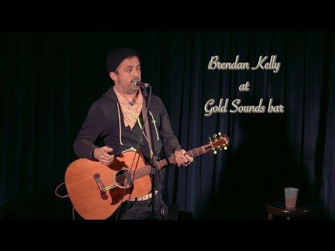 Brendan Kelly at Gold Sounds Bar, Brooklyn, NY 12-8-18 Mp3