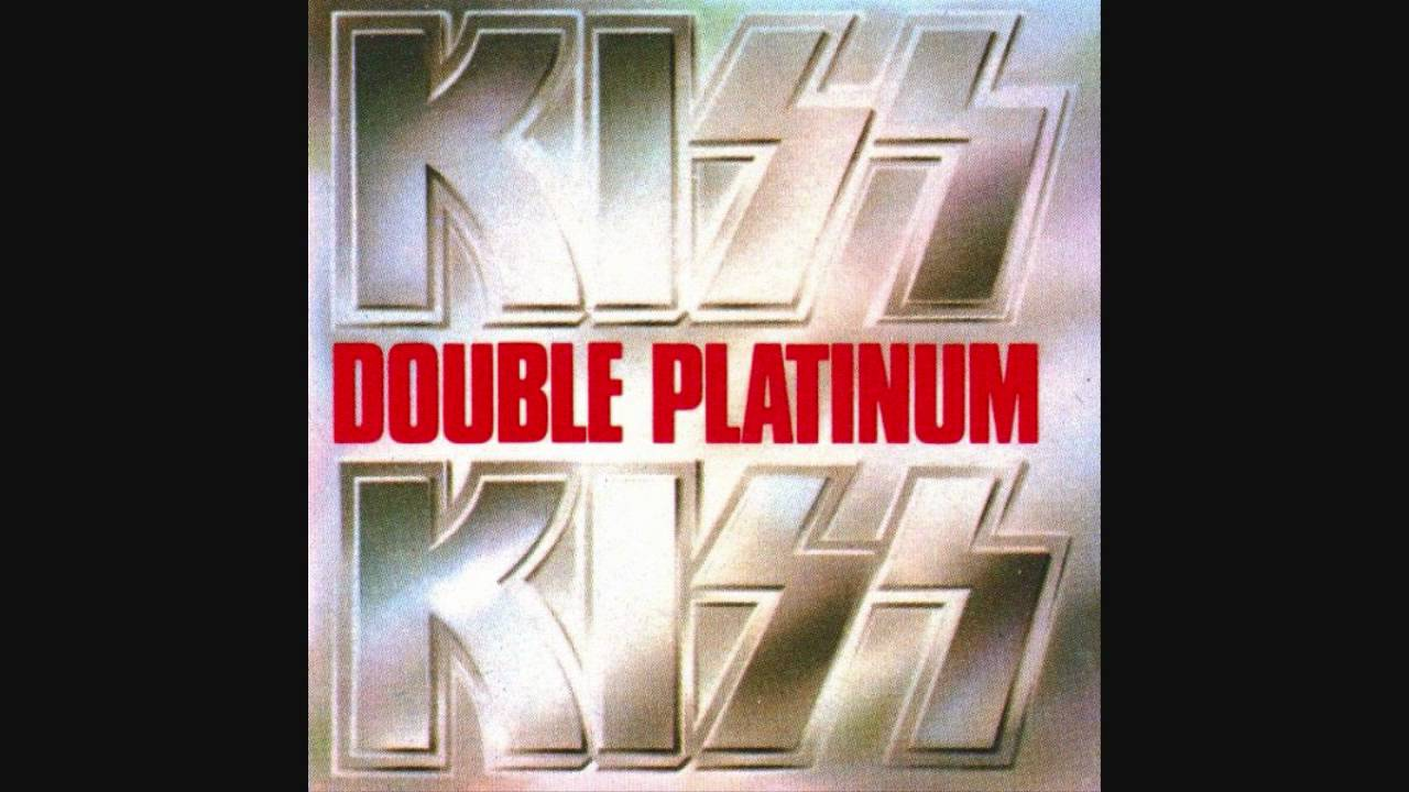kiss double records platinum phonodelic vinyl rock